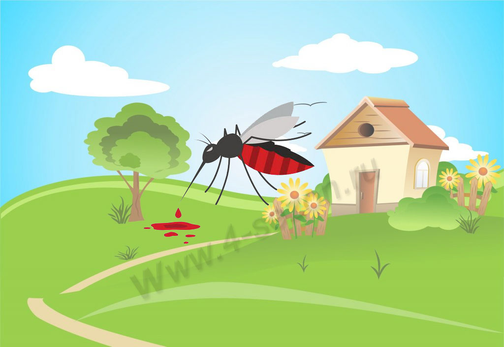 обработка от комаров, ос, шершней, муравьев